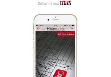 Housebook App Entwicklung