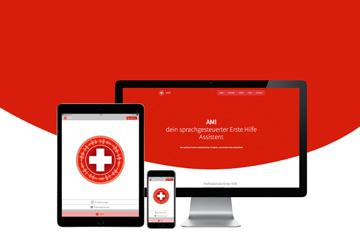 Webdesign Wien für AMI