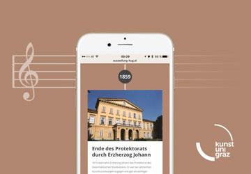 Webdesign Agentur Wien für KUG Graz