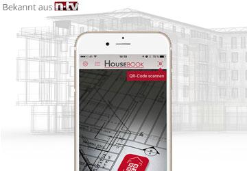 App Entwicklung und Webdesign für Housebook
