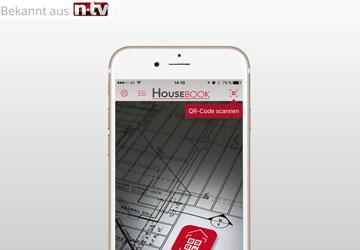 App Entwicklung für Housebook