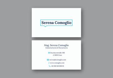 Corporate Design, Logo Erstellung